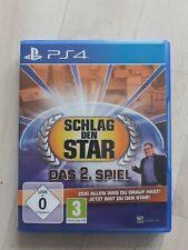 Schlag Den Star - Das 2. Spiel (Sony Playstation 4 NEUWERTIG Game TOP