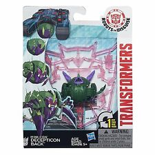 Transformers Robots in Disguise Mini-détenu Decepticon retour Figure * Brand New *