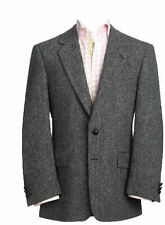 Harris Tweed Wool Coats & Jackets for Men