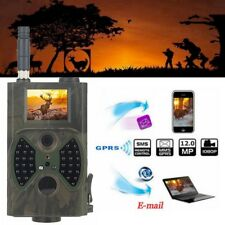 SunTek HC-300M 12MP 2G MMS GPRS HD 1080P Video Wildlife IR Trail Hunting Camera