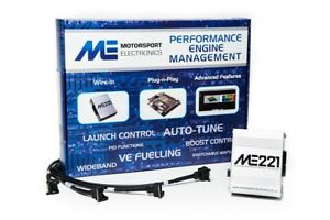 ME221 Standalone Fuel Injection ECU, Ford ST170 Plug and Play Pack