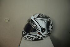 Motorcycle Helmet AIROH Mr Strada Lammergeier Design XXS 51/52 CM Helmet / Casco