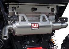 Yoshimura - 392002D500 - RS-4 UTV Signature Slip-On Exhaust RZR XP1000 2014 ONLY