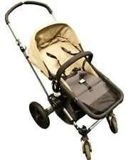 Bugaboo Cameleon in Cream. Pushchair Carrycot 2in1 Travel System