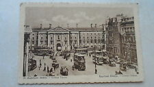 Dublin - Collège Trinity - Trinity College - Carte Chocolat Martougin Anders