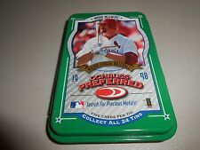 1998 Donruss Preferred Mark McGwire Baseball Tin #12-Tin Only!