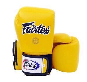 FAirtex Muay Thai MMA K1 Boxing Gloves