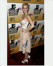 WHITNEY PORT hand-signed SEXY '06 RED CARPET 8x10 COLOR CLOSEUP w/ uacc rd COA