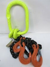 """Oblong 3//4/"""" Heavy Duty Master Link Ring Chain Sling 6/"""" ID x 3 5//8/"""" ID New"""