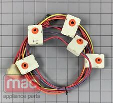 GE OEM WB18K10015 SPARK IGNITION SWITCH & HARNESS