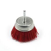 3 Inch Nylon Grinding Head Bowl Polishing Brush Wheel Flower Head Abrasive Brush