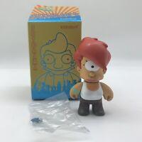 Kidrobot Futurama LEELA Universe B Blind Box Vinyl Figure RARE NEW