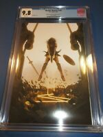 Wonder Woman #750 Awesome Bosslogic Virgin Variant CGC 9.8 Gorgeous Gem Wow