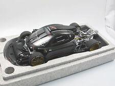 Autoart 78261-Pagani Zonda R Cabron Fiber pattern 1/18 OVP