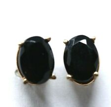 Stud Earrings ~ Oval Stone New listing
