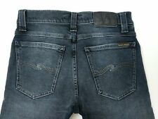 Nudie Jeans High Kai Organic Cotton Mens Stretch Jeans Slim Skinny Fit W28 L30