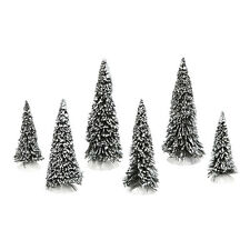 Department 56 Snow Covered Pines 4038837 Tree 2014 Village Accessory NEW D56