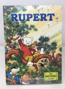 Rupert The Bear Annual 1973 Vintage Daily Express Annual.