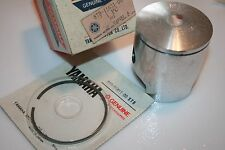 NOS YAMAHA SNOWMOBILE STD. PISTON AND RING 1974 GPX433 879-11631 820-11611