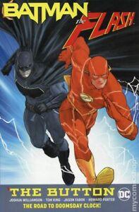 Batman/Flash The Button TPB 1B-1ST NM 2019 Stock Image