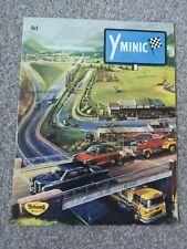 Vintage MINIC Model Collectors Magazine /Catalogue Circa Late 60s/70s