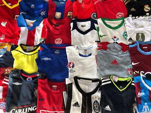 Various Boys/Youths Football Tops/Shirts/Jackets/Shorts - *Choose from List*