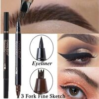 Tip Waterproof Sweat-proof Liquid Eyeliner Eyebrow Pen Tattoo Pen Eye MakeUp