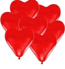 25x  Herzballon Kalpli Ask Luftballon Lowe Nikah Standesamt Helium Wedding Love