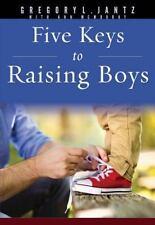 Five Keys to Raising Boys Book
