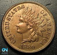 1880 Indian Head Cent  --  MAKE US AN OFFER!  #G5583