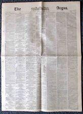 The Argus. (Newspaper) 1875
