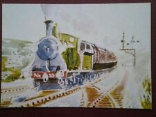 POSTCARD DRUMMOND T9 WATER COLOUR KENNETH WOOD