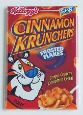 Cinnamon Frosted Flakes FRIDGE MAGNET (2.5 x 3.5 inches) cereal box
