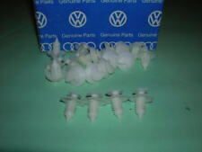 Gen. Vw Rabbit Cabriolet Door Panel Clips (20)
