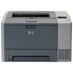 HP Laserjet 2430N Works Great New Toner