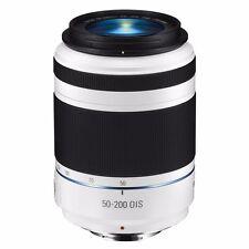 Samsung NX 50-200mm f/4.0-5.6 III OIS ED Lens (White)