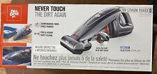 *NEW* Dirt Devil Cordless Hand Vacuum GATORLITHIUM 16V Lithium Powered BD30055B