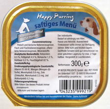 54 x 300g Hundefutter Nassfutter Junior Pastete Rind/Geflügel *1,23 € pro kg*