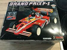 vintage Taiyo RC grand prix F1 in origial box Complete, tires broken
