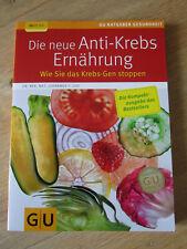 Die neue Anti Krebs Ernährung  - GU Ratgeber - inkl. Einkaufsliste  1x gelesen
