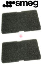 Kit da 2 Filtri in Spugna per Asciugatrice SMEG Ricambi Aria ASH DHT 73LIT 83LIT