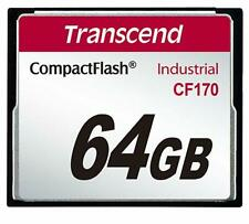 Transcend 8GB 16GB 32GB 64GB 170X CF Industrial MLC UDMA5 Compact Flash Card Lot