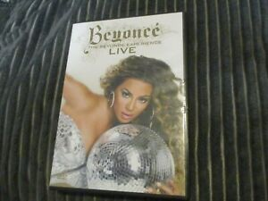 """DVD """"BEYONCE : THE BEYONCE EXPERIENCE LIVE"""""""