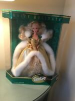 1994 Happy Holiday Special Edition Barbie Doll