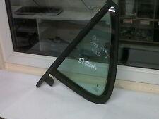 SAAB 9-5 95 Near Side Rear Door 1/4 Glass Window 1998 - 2010 5182019 4D LH