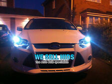 Ford Focus ST RS TDi TCDI Lado Luces Blanco LED Canbus Libre De Error T10, estacionamiento