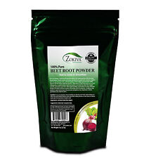 Beet Root Powder 100% Pure Contains Betaine Vitamins and Minerals 8oz Pouch