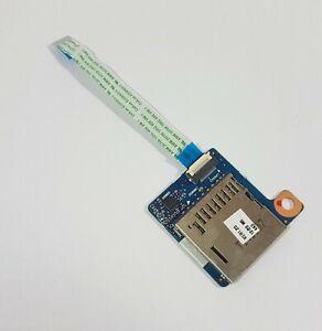 SD Cardreader Board 6050A2607801 aus Notebook HP 355 G2