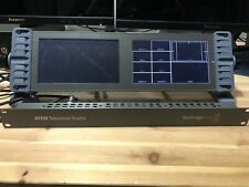 blackmagic design television studio with Smartview Duo And Stand