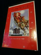 Husband Christmas Card BNIP